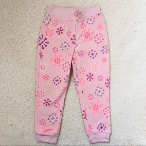Pink 4t children's place jogger pant